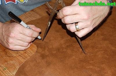 Quy trình sản xuất những chiếc túi xách hàng hiệu 5