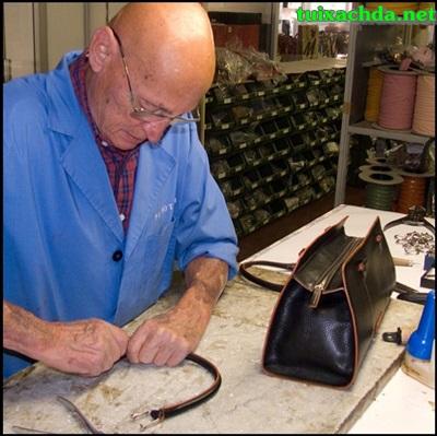Quy trình sản xuất những chiếc túi xách hàng hiệu 9