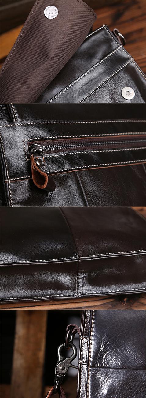 Hình ảnh chi tiết các góc cạnh túi đựng iPad giá rẻ 010