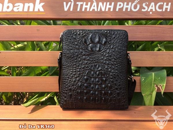 Túi Da Cá Sấu Nam 07