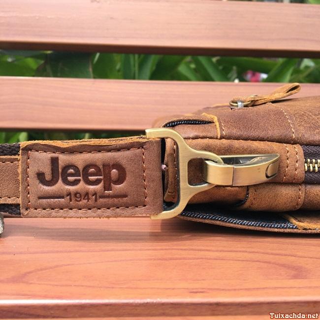 Túi Da Nam Jeep 028