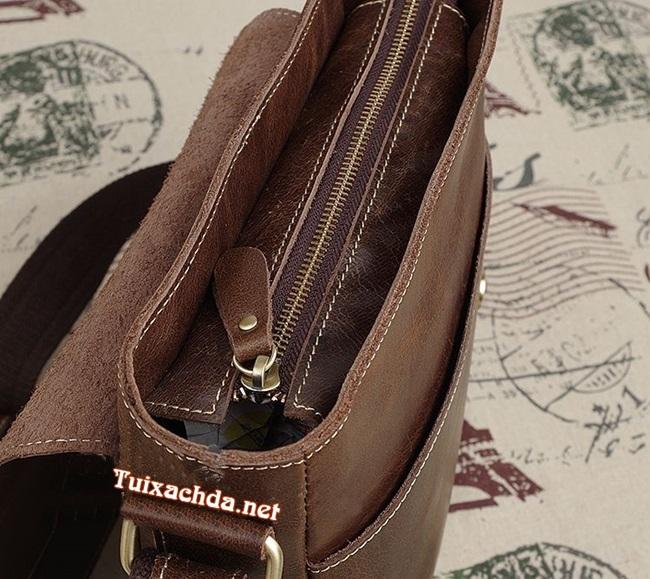 Túi xách da đeo chéo KT12