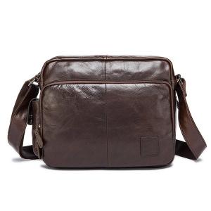 Túi xách nam da bò đựng iPad, tài liệu A4 KT53