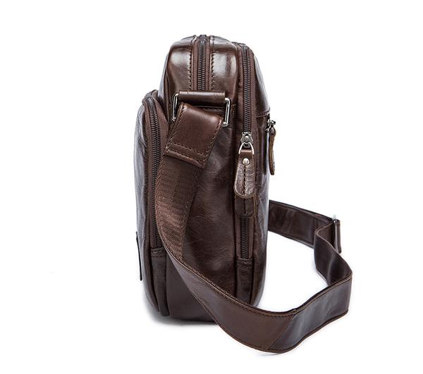 Túi xách nam da bò đựng iPad, tài liệu A4 KT53 thân túi